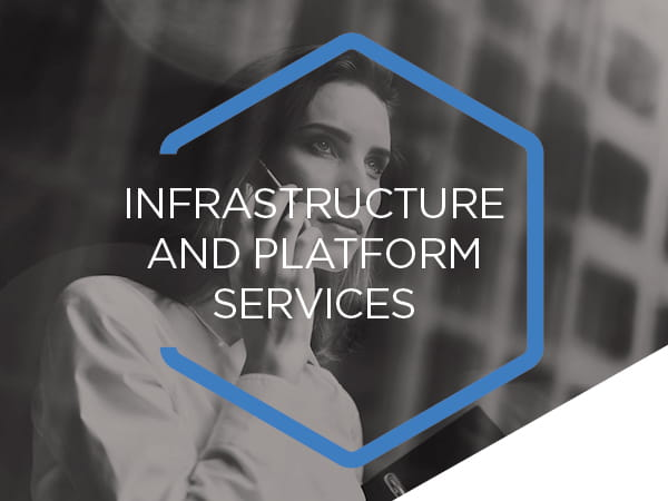 Infrastructure and platform services