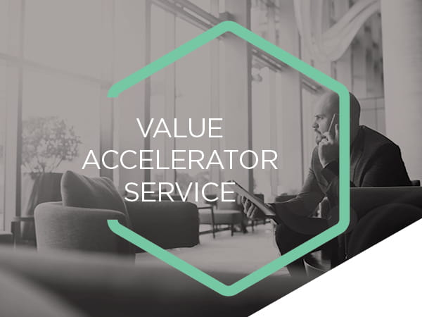Value accelerator services