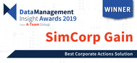 Data Management insights award 2019