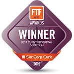 FTF Best client reporting solution 2019