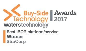 BuySide Technology Award ibor Logo