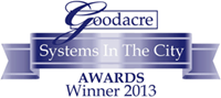 Goodacre Systems in the City Award - SimCorp