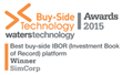 Buy-Side Technology Award - SimCorp