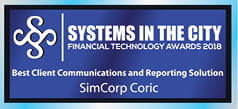 Systems in the city award