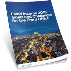 SimCorp Fixed income report 2018